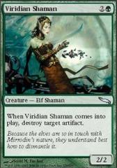 Viridian Shaman