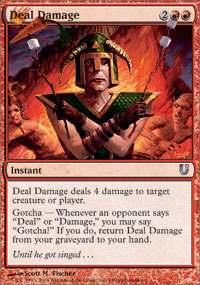 Deal Damage