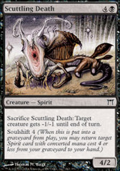 Scuttling Death