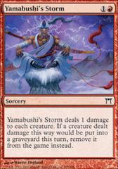 Yamabushi's Storm