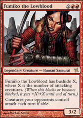 Fumiko the Lowblood on Channel Fireball
