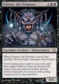 Yukora, the Prisoner