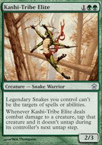 Kashi-Tribe Elite