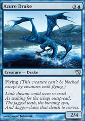 Azure Drake on Channel Fireball