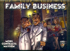 Family Business - Game of Mob Warfare