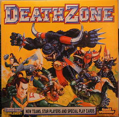 Blood Bowl: DeathZone