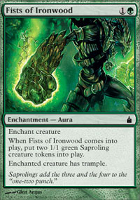 Fists of Ironwood