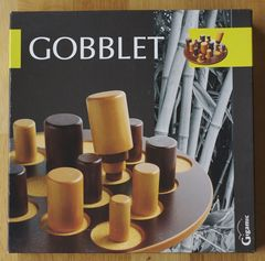 Gobblet! with Wooden Board & Pieces