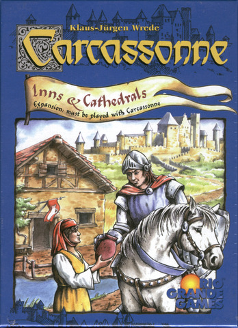 Carcassonne - Inns and Cathedrals