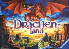 Dragonland by Reiner Knizia Rio Grande Games
