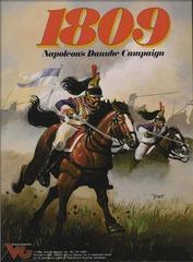 1809 - Napoleon's Danube Campaign