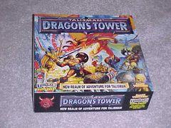 Talisman 3rd Edition -  Dragon's Tower