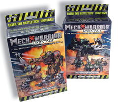 Mechwarrior: Dark Age