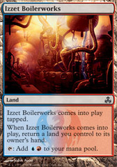 Izzet Boilerworks on Channel Fireball