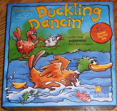 Chicken Cha Cha Cha  - Expansion: Duckling Dancin'