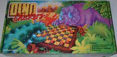 Dino-Checkers