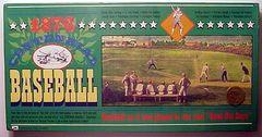 1876 Centennial Baseball