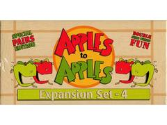 Apples to Apples - Expansion Set #4