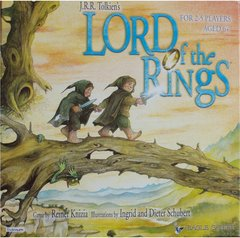 Lord of the Rings Children's Game