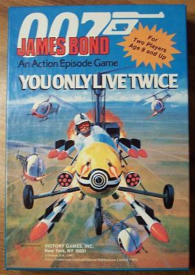 007 James Bond - You Only Live Twice