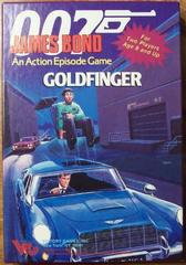 007 James Bond - Goldfinger