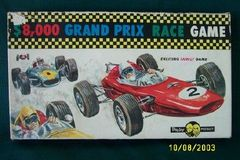 $8,000 Grand Prix Race Game