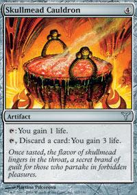 Skullmead Cauldron