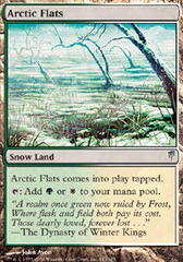 Arctic Flats on Channel Fireball
