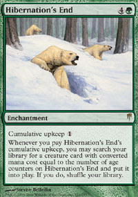 Hibernations End