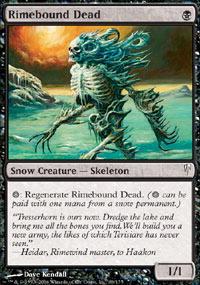 Rimebound Dead