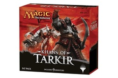 Khans of Tarkir (KTK) Fat Pack