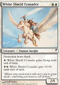 White Shield Crusader