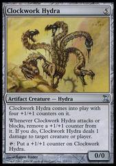 Clockwork Hydra on Channel Fireball