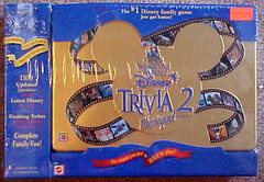 Wonderful World of Disney Trivia 2, The - The Sequel