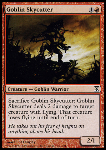 Goblin Skycutter