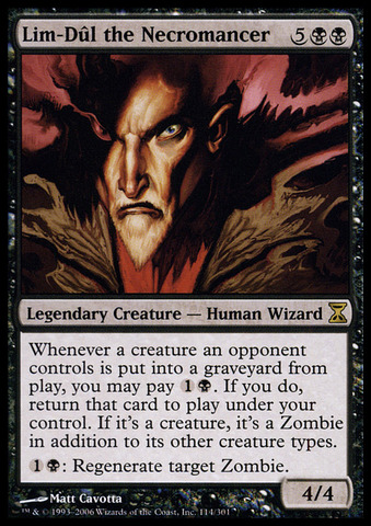 Lim-Dul the Necromancer