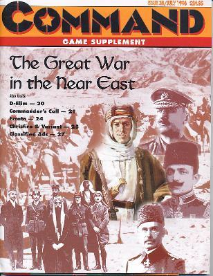 The Great War in the Near East