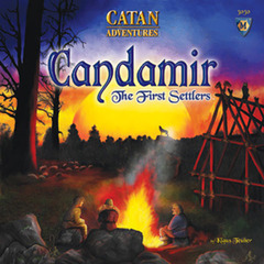 Catan: Candamir: The First Settlers (Special Order Item)