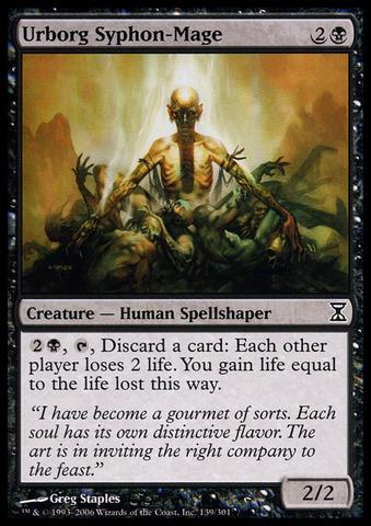 Urborg Syphon-Mage