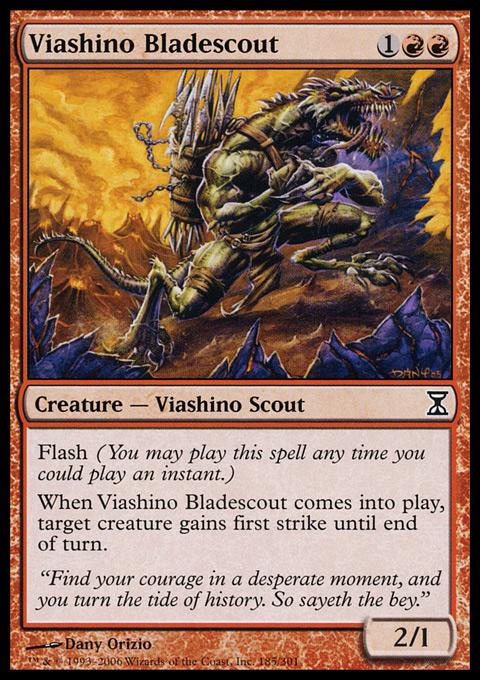 Viashino Bladescout