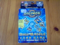 Digimon Digi-Battle Card Game