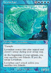 Leviathan on Channel Fireball