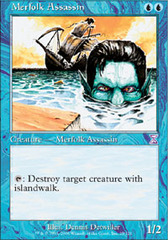 Merfolk Assassin