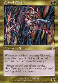 Spined Sliver