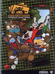 Codename: Kids Next Door Trading Card Game