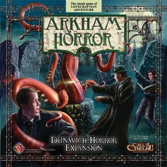 Arkham Horror Board Game: Dunwich Horror Expansion