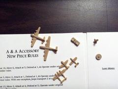 Axis & Allies:  A & A Accessories