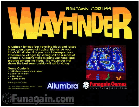 Wayfinder in Tube
