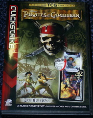 Pirates of the Caribbean: Trading Card Game