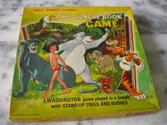 'The Jungle Book' Game